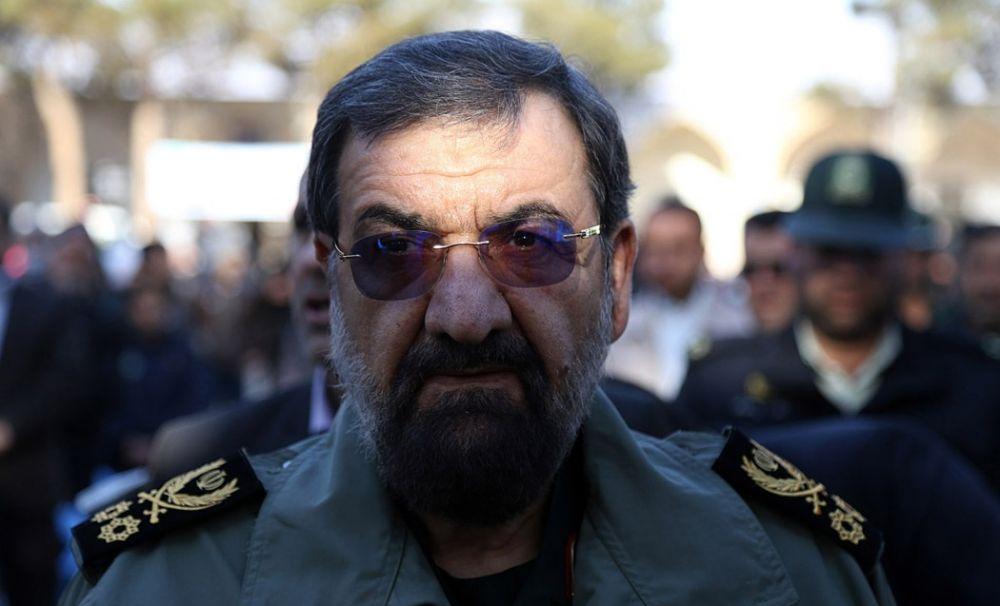 前伊朗革命卫队领袖:美若攻击 让以色列化成灰烬
