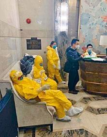 广州疑现淘大花园翻版 全栋楼居民进酒店隔离(图)