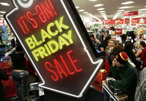 归功黑色星期五与感恩节 美国网上销售纪录惊人