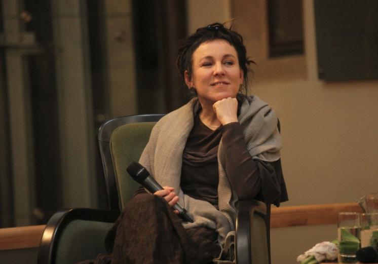 諾貝爾文學獎女作家:敘事魅力處處是驚奇(圖)