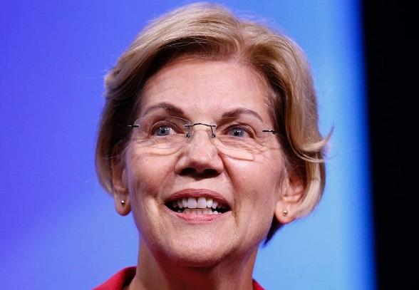 女总统参选人华伦:从不洗脸,只用7元保湿霜(图)