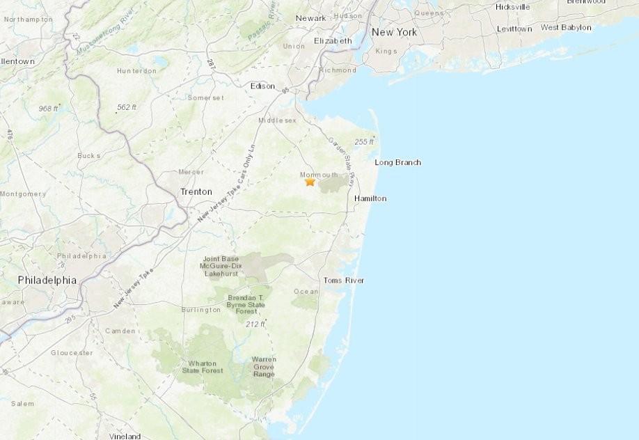 28年首见!纽泽西突地震规模3.1,专家:不寻常
