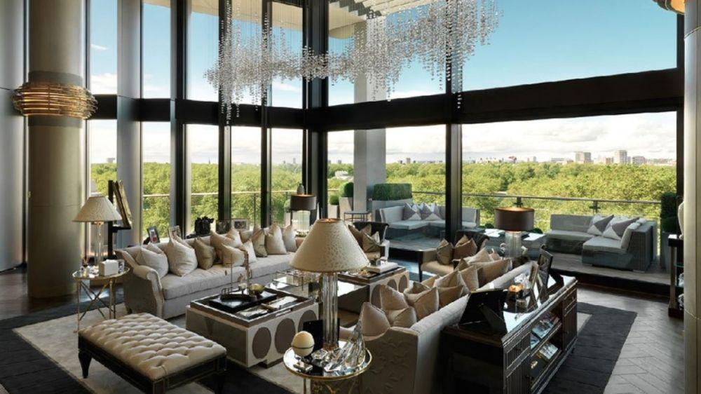 伦敦最贵公寓开价15亿 背后是英权贵的暗黑致富秘密