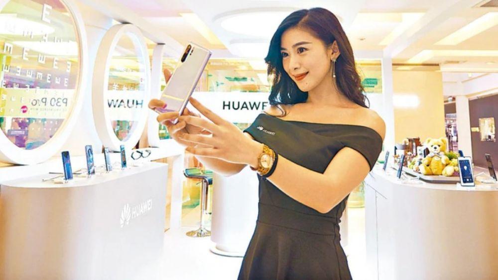 华为手机出货断崖式崩塌 直接跌出全球前五排行榜