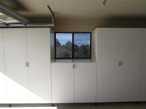 Garage Cabinets We Organize-U Prescott AZ