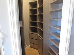 Silver Frost Closet by We Organize-U Prescott AZ