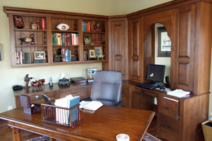 Home Offices by We Organize-U.com
