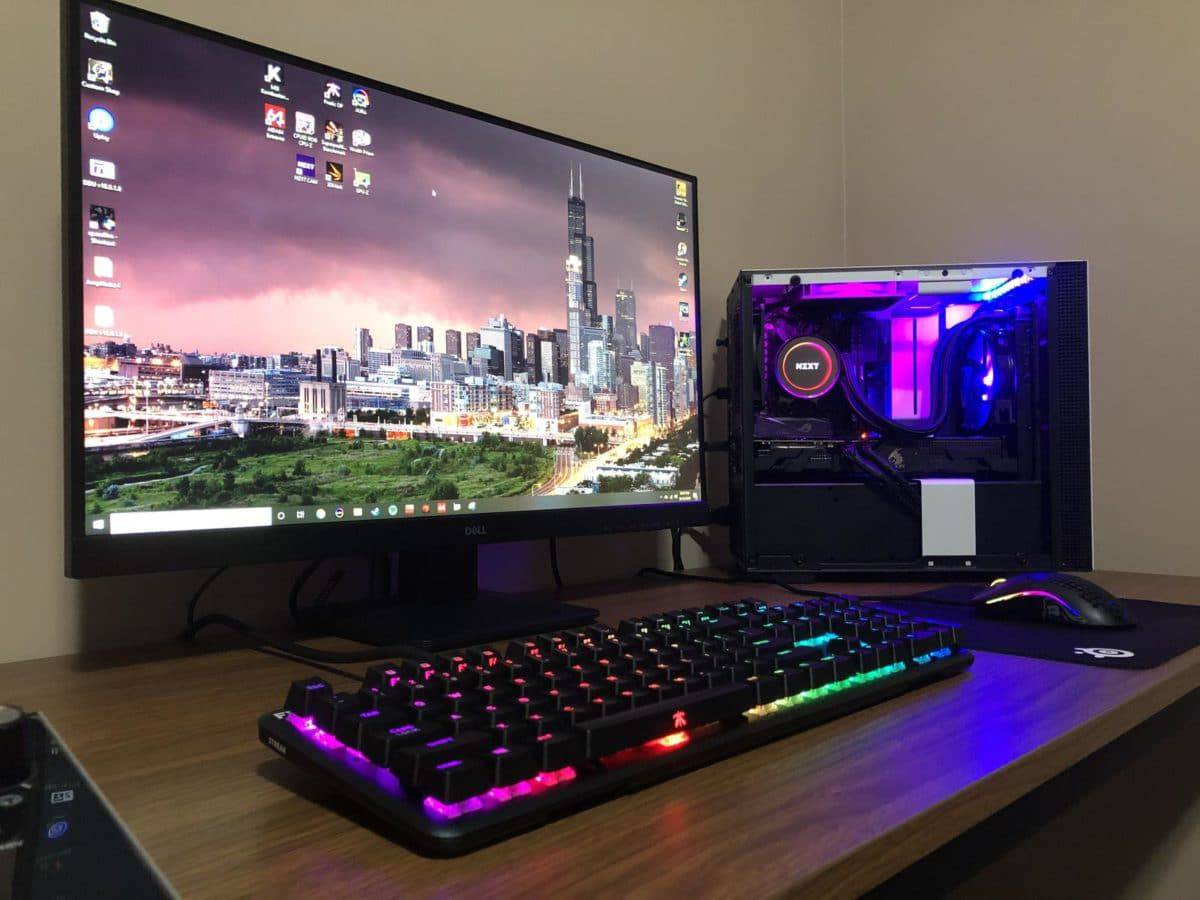10 Best Gaming Setups Of 2020 The Ultimate Pc Gaming Setups Wepc