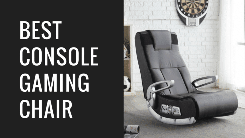 The 5 Best Console Gaming Chairs of 2019  Ft X Rocker