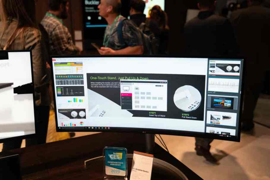 monitor ultra ancho lg ces 2020