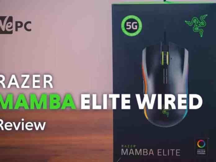 Razer Mamba Elite Wired Mouse Review