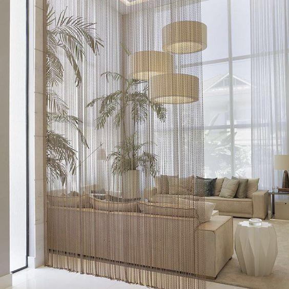 Diviso de ambientes dentro de casa  WePick