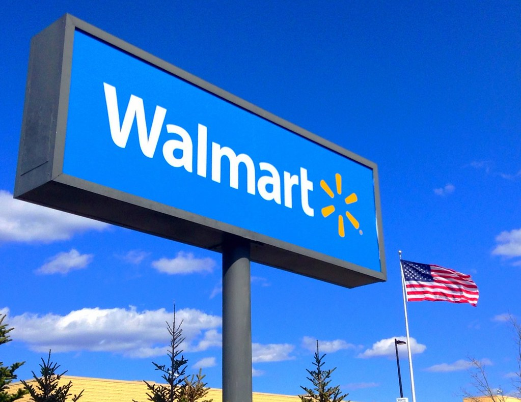 Walmart Patents cryptocurrency of their own.
