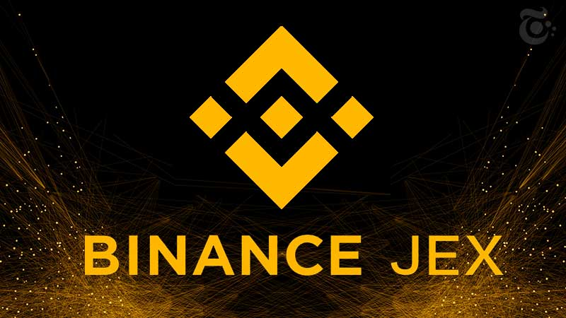 Airdrop from Binance after JEX acquisition