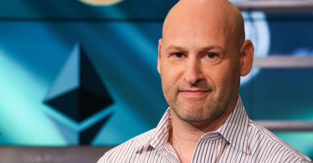 Bitcoin, Ethereum were not regulated: Joe Lubin