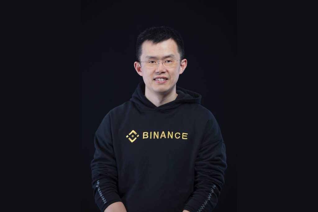 Binance CEO on bitcoin halving price increase and other things