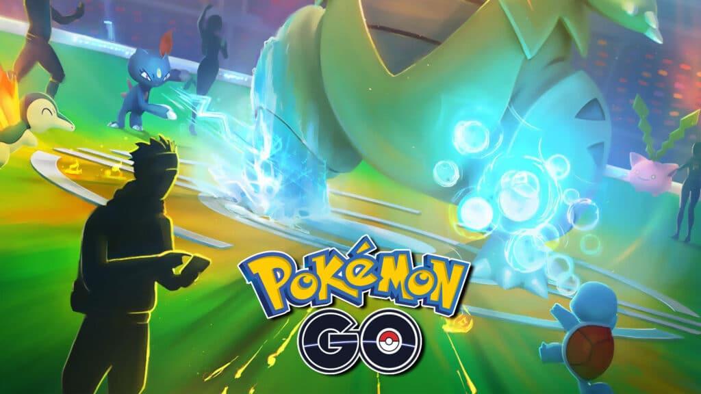 a raid in Pokemon Go