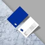 Carte de visite Simplicity by WePrint (1)