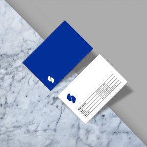 Carte de visite Simplicity by WePrint (1)