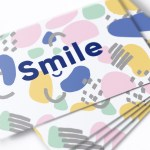 Carte de visite Smile by WePrint (5)