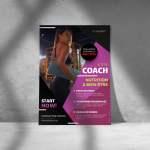 Flyer Coach Sportif by WePrint (4)