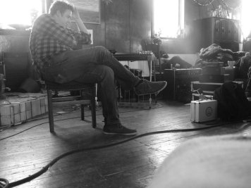 Papa Shawn Canning - Recording 'Call Me When You're Single' - January 6-13, 2011