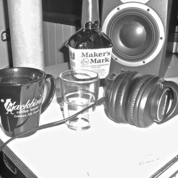 Coffee and Whiskey - Recording 'Call Me When You're Single' - January 6-13, 2011