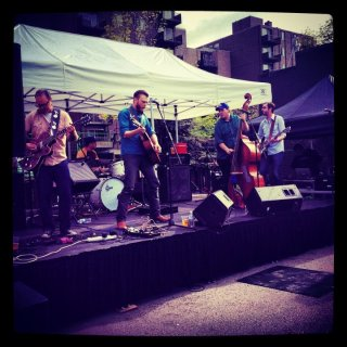 x92.9 Tent - Lilac Festival - May 27, 2012