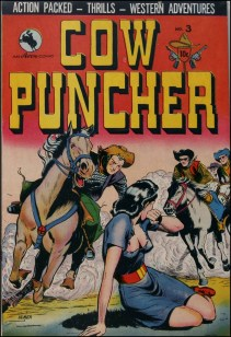 Cow Puncher #3, 1947.