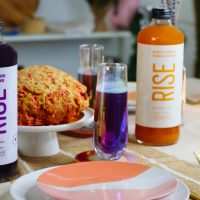 Open your mind (and your mouth) to Kombucha with RISE