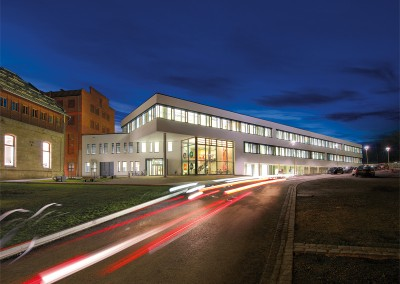 Architekturfotografie aus Coburg  Background