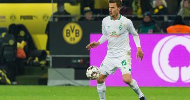 Neuer Konkurrenzkampf an der Weser: Veljkovic muss gegen Langkamp nachziehen