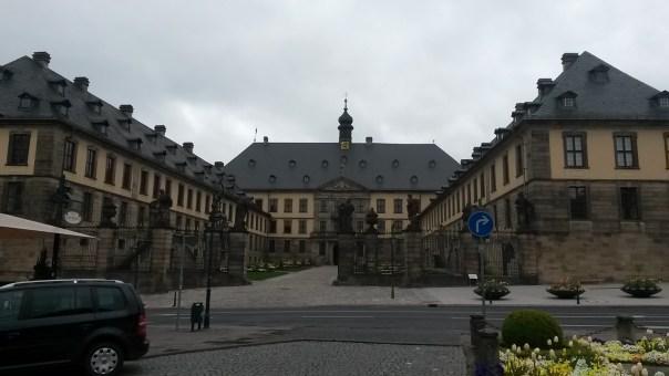 Stadtschloß in Fulda