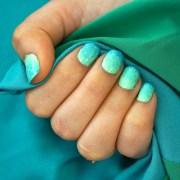 ombre nails - ' calling