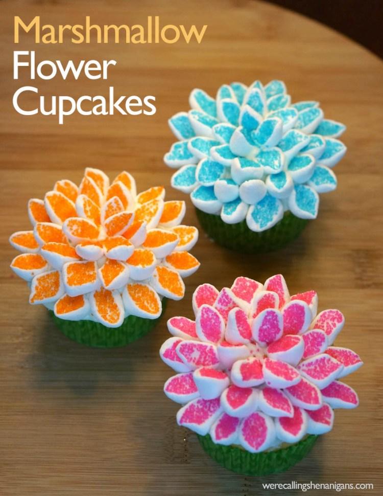 pinterst-flower-cupcakes