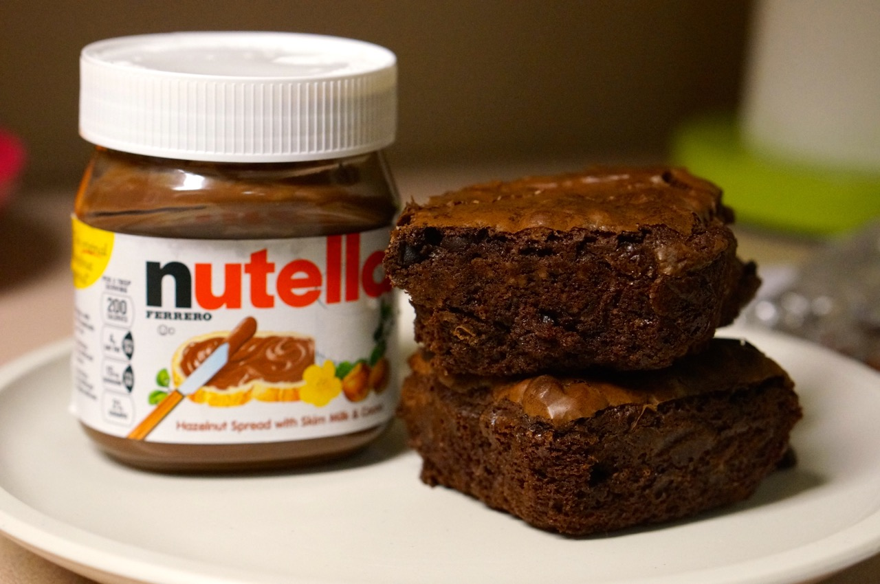 Nutella Brownie Recipe Were Calling Shenanigans