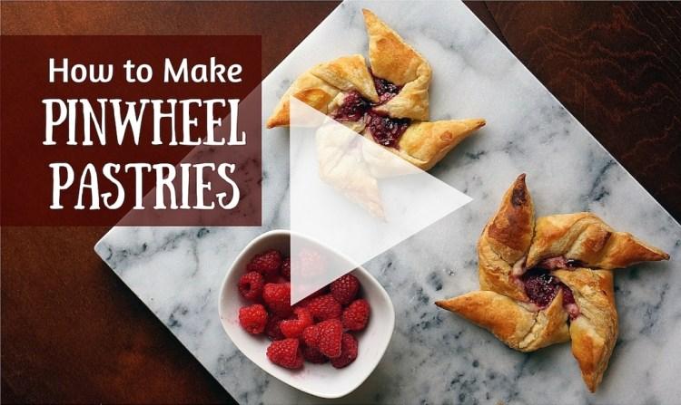 how to make pinwheel baking