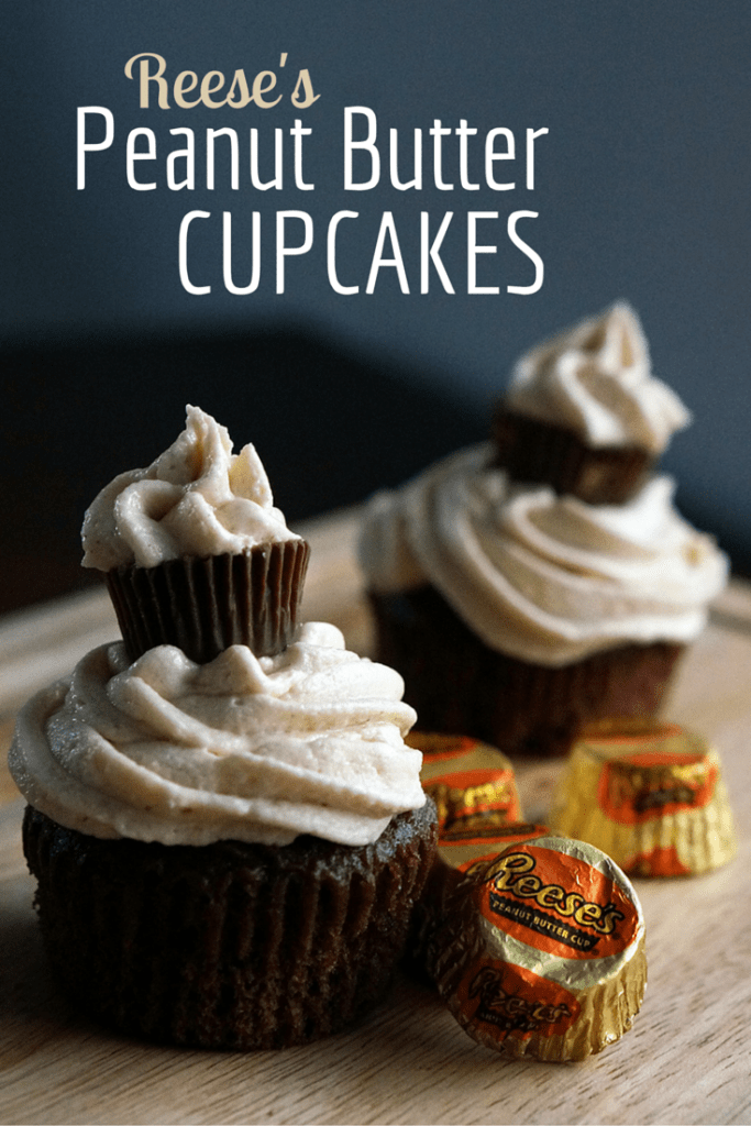 Reese's-peanut-butter-cup-cupcakes