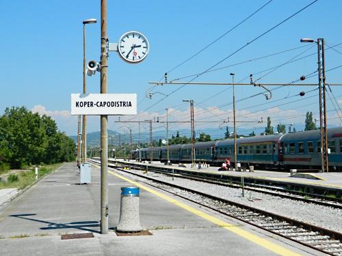 Informatie over reizen met de trein door Europa