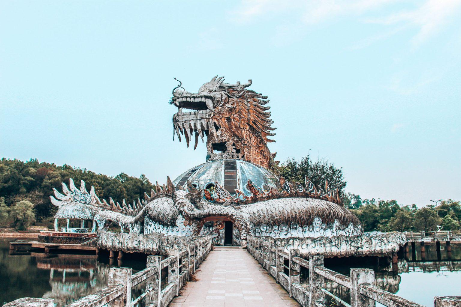 Het verlaten waterpark in Hue – Hoe kom je er + TIPS via @wereldreizigersnl