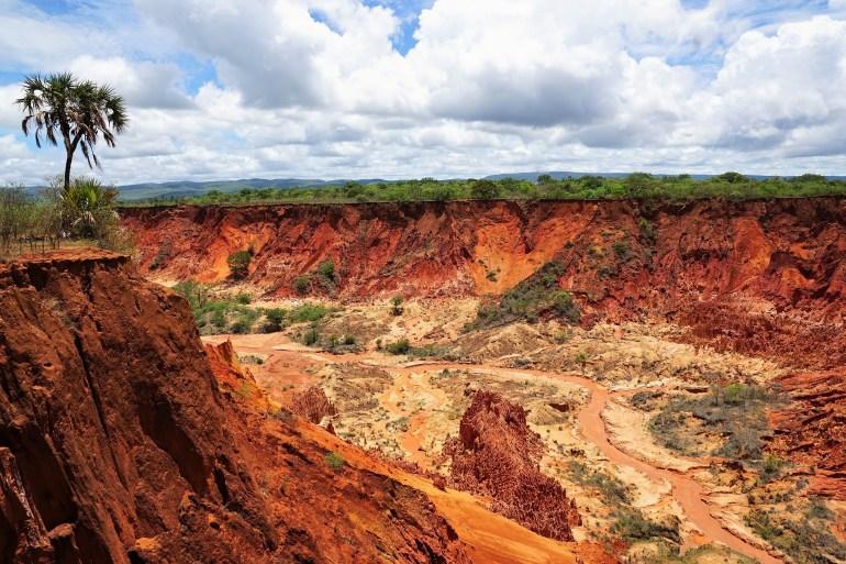 Isalo National Park, Madagaskar