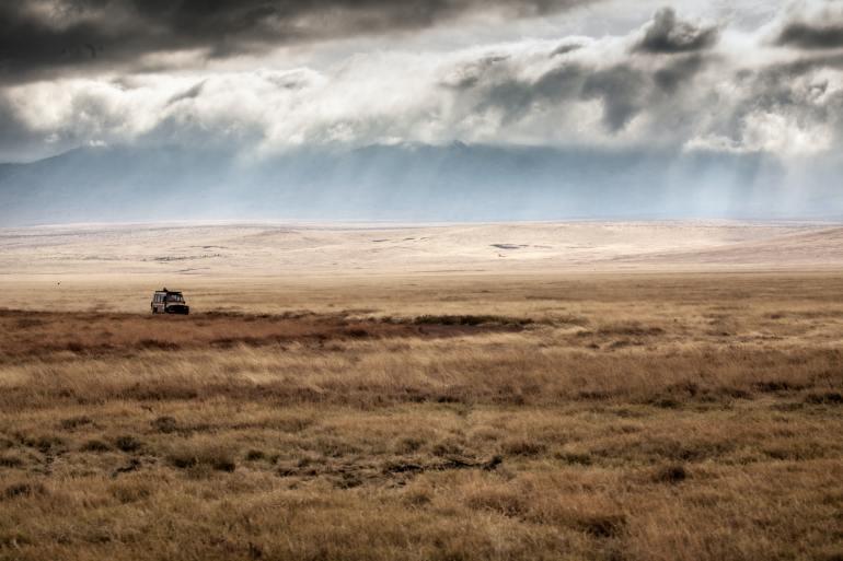Must sees in Afrika: Ngorongoro, Tanzania