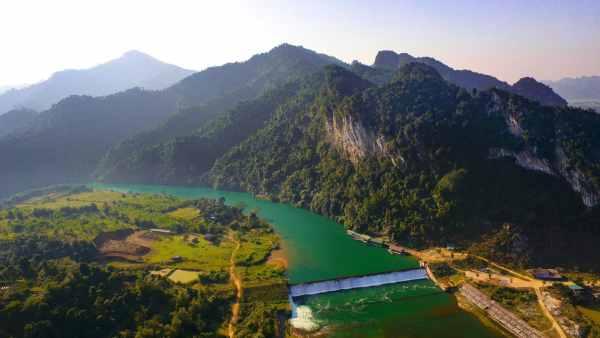 Pu Mat National Park, Vietnam