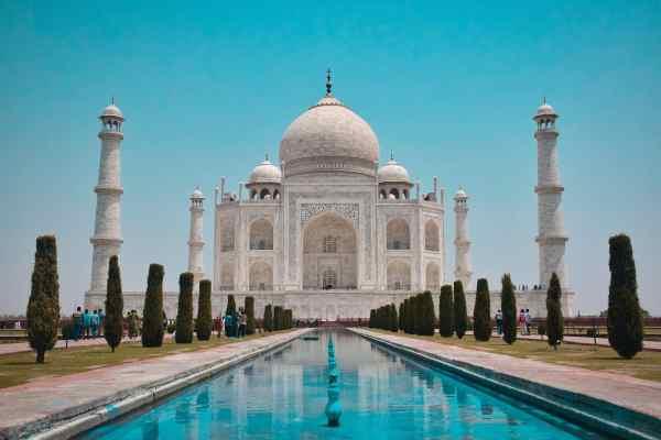 Taj Mahal, Must sees in India