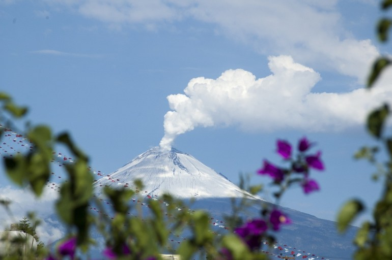 Popocatepetl, Mexico must sees