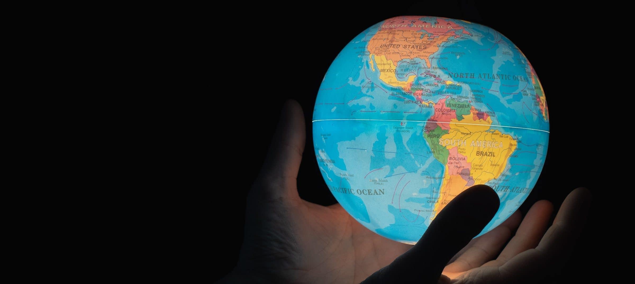Wereldwijs | Alle landen ter wereld | Lijst met landen + populatie via @wereldreizigersnl
