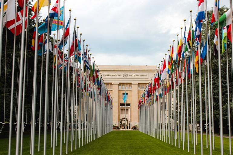 Gebouw van de Verenigde Naties | Alle landen ter wereld