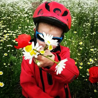 Daan the flower man