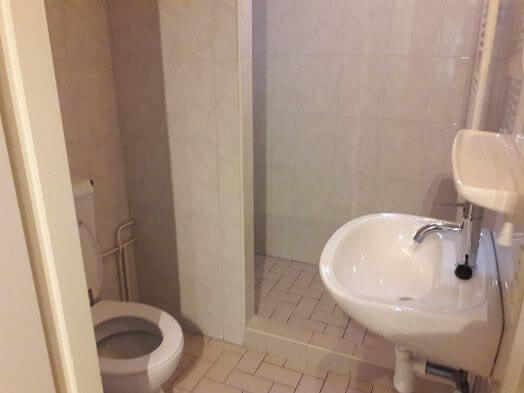 Land van Bartje badkamer