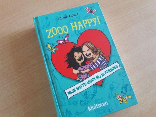 Boek review zooo happy
